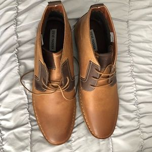 Brand new Men's Steve Madden Shoes!